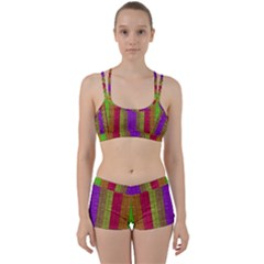 Colors Of A Rainbow Perfect Fit Gym Set