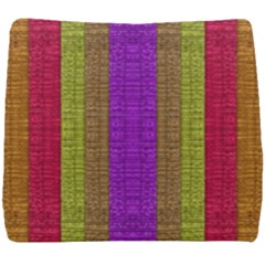 Colors Of A Rainbow Seat Cushion