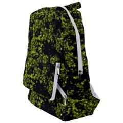 Nature Dark Camo Print Travelers  Backpack