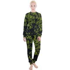 Nature Dark Camo Print Women s Lounge Set