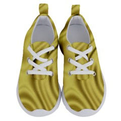 Golden Wave  Running Shoes by Sabelacarlos