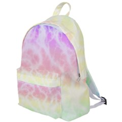 Pastel Rainbow Tie Dye The Plain Backpack by SpinnyChairDesigns
