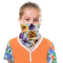 Floral Beauty Face Covering Bandana (kids)