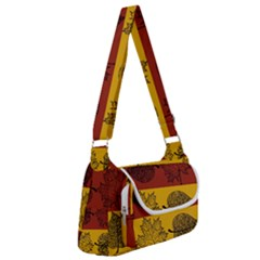 Autumn Leaves Colorful Nature Multipack Bag by Mariart