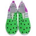 Dots and lines, mixed shapes pattern, colorful abstract design No Lace Lightweight Shoes View1