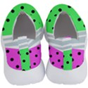 Dots and lines, mixed shapes pattern, colorful abstract design No Lace Lightweight Shoes View4