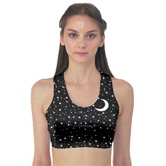 Witchy Wonder Sports Bra by wearablemagic