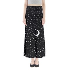 Witchy Wonder Full Length Maxi Skirt by wearablemagic