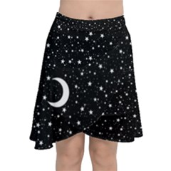 Witchy Wonder Chiffon Wrap Front Skirt by wearablemagic