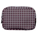 Red Halloween Spider Tile Pattern Make Up Pouch (Small) View1