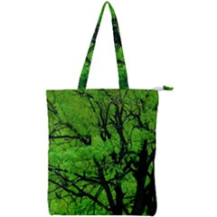 Big Trees, El Leoncito National Park, San Juan, Argentina Double Zip Up Tote Bag by dflcprintsclothing