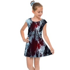 Flamelet Kids  Cap Sleeve Dress by Sparkle