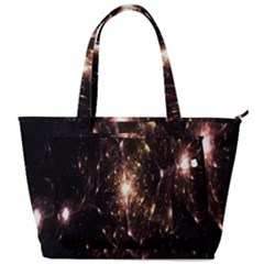 Glowing Sparks Back Pocket Shoulder Bag  by Sparkle
