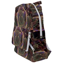 Fractal Geometry Travelers  Backpack by Sparkle