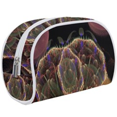 Fractal Geometry Makeup Case (large) by Sparkle