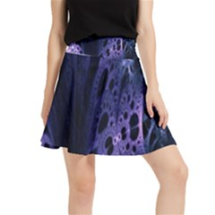 Fractal Web Waistband Skirt