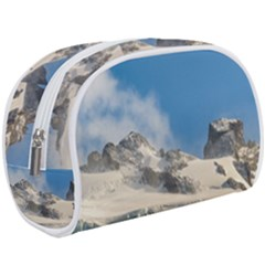 Snowy Andes Mountains, Patagonia - Argentina Makeup Case (large) by dflcprintsclothing