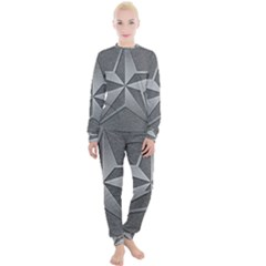 Star Grey Women s Lounge Set