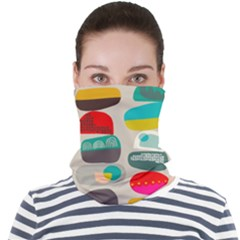 Scandinavian Balancing Act Face Seamless Bandana (adult)