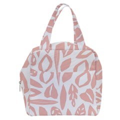 Blush Orchard Boxy Hand Bag by andStretch