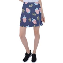 Strawberry Fields Tennis Skirt by andStretch