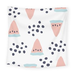 Watermelon Slice Square Tapestry (large) by andStretch