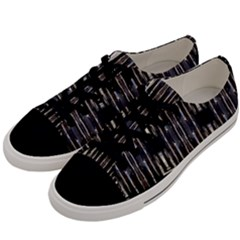 Mo 5 9 Men s Low Top Canvas Sneakers by mrozara