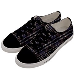 Mo 5 8 Men s Low Top Canvas Sneakers by mrozara