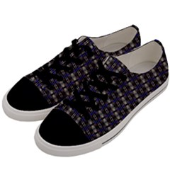 Mo 5 80 Men s Low Top Canvas Sneakers by mrozara