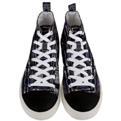 Mo 5 8 Men s Mid-top Canvas Sneakers