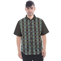 Naple 013ix Men s Short Sleeve Shirt