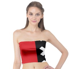 Vertical Amsterdam Flag Tube Top by abbeyz71