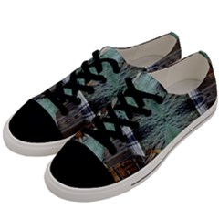 Mythical 001 Men s Low Top Canvas Sneakers by mrozara