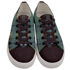Mythical 009 Men s Low Top Canvas Sneakers