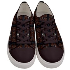 Mythical 016 Men s Low Top Canvas Sneakers
