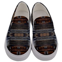 Mythical 005 Men s Canvas Slip Ons