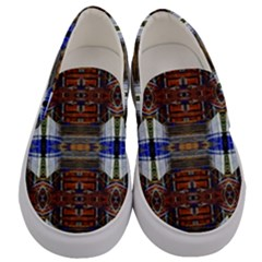 Mythical 015 Men s Canvas Slip Ons