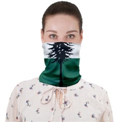 Flag Of Cascadia  Face Covering Bandana (adult)