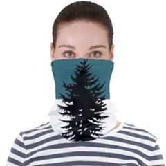Flag Of Cascadia  Face Seamless Bandana (adult)