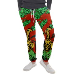 Ragnarok Dragon Monster Men s Jogger Sweatpants by HermanTelo