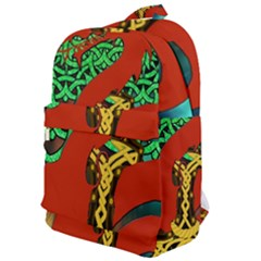 Ragnarok Dragon Monster Classic Backpack by HermanTelo