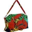 Ragnarok Dragon Monster Canvas Crossbody Bag View1