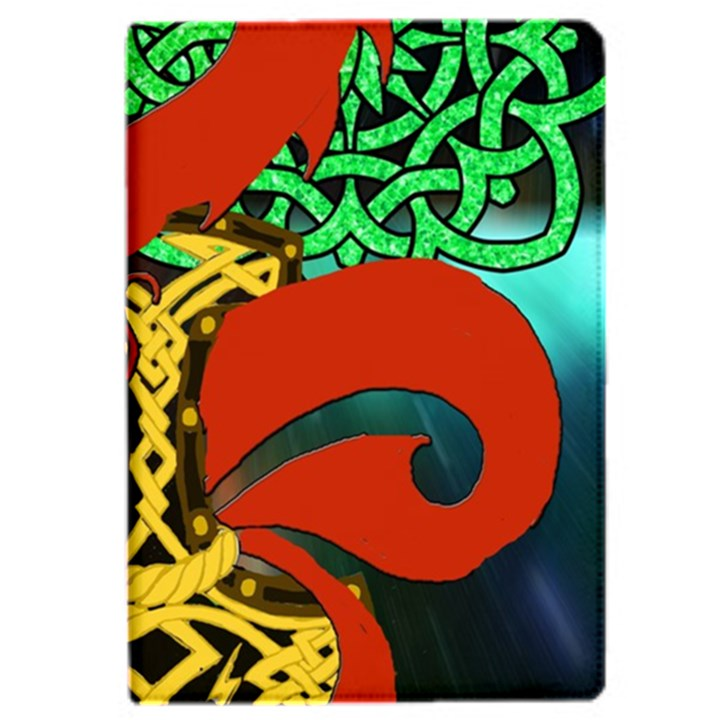 Ragnarok Dragon Monster Apple iPad Mini 4 Flip Case