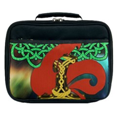 Ragnarok Dragon Monster Lunch Bag by HermanTelo