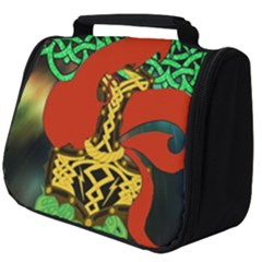 Ragnarok Dragon Monster Full Print Travel Pouch (big) by HermanTelo