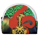 Ragnarok Dragon Monster Horseshoe Style Canvas Pouch View1