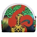 Ragnarok Dragon Monster Horseshoe Style Canvas Pouch View2