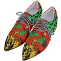 Ragnarok Dragon Monster Pointed Oxford Shoes View2