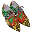 Ragnarok Dragon Monster Pointed Oxford Shoes View3