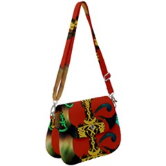 Ragnarok Dragon Monster Saddle Handbag by HermanTelo